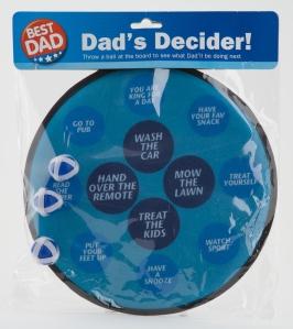 Dad Decider