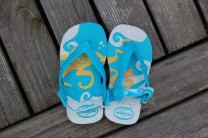 Havaianas Baby Octopus Flip Flops £16 available from www.powderrooms.com