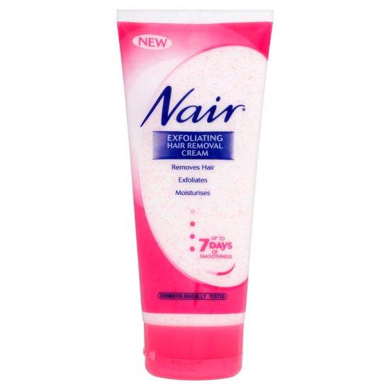 Nair Exfoliating Cream 200ml