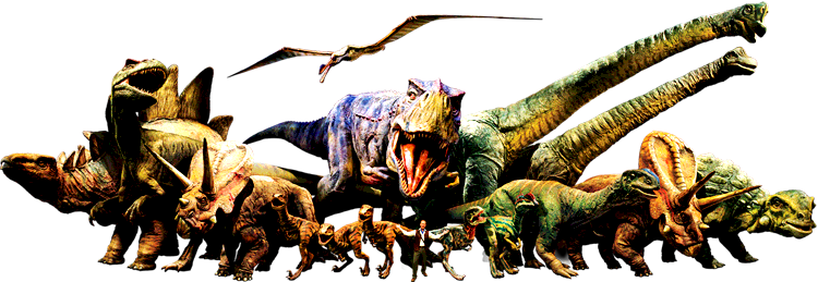 Walking With Dinosaurs Live Show Baby Genie